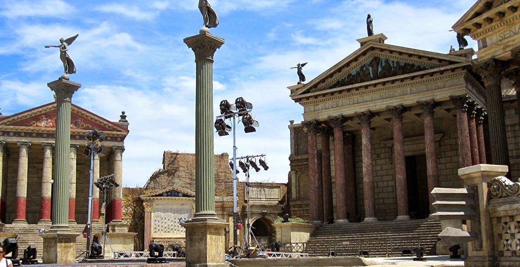 Cinecitta studio Rim