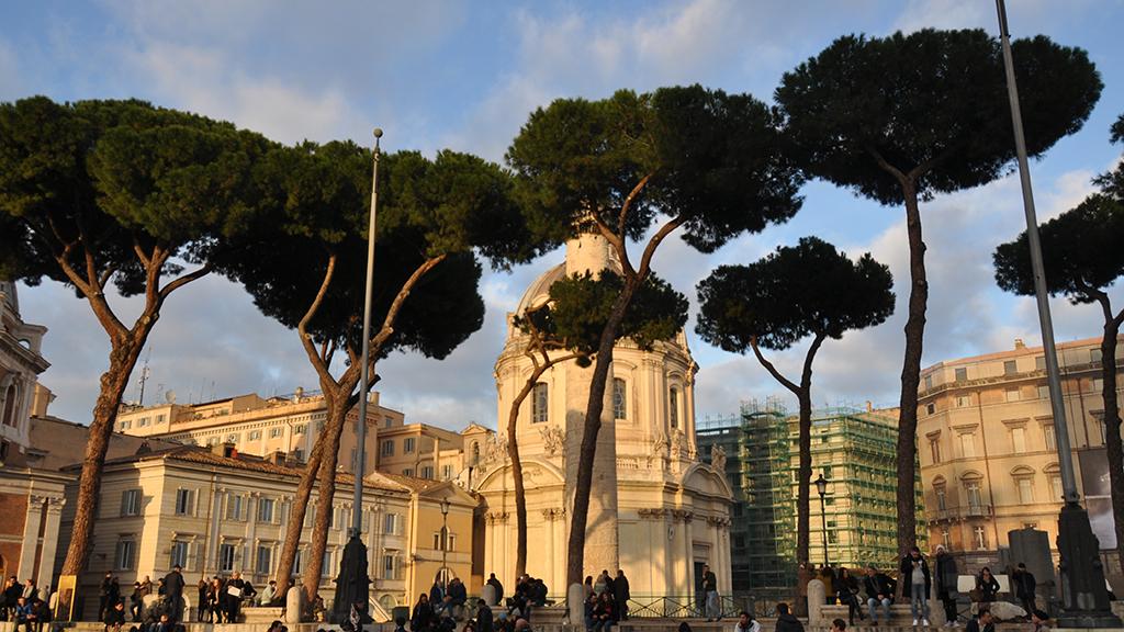 Trg Venecija, Rim