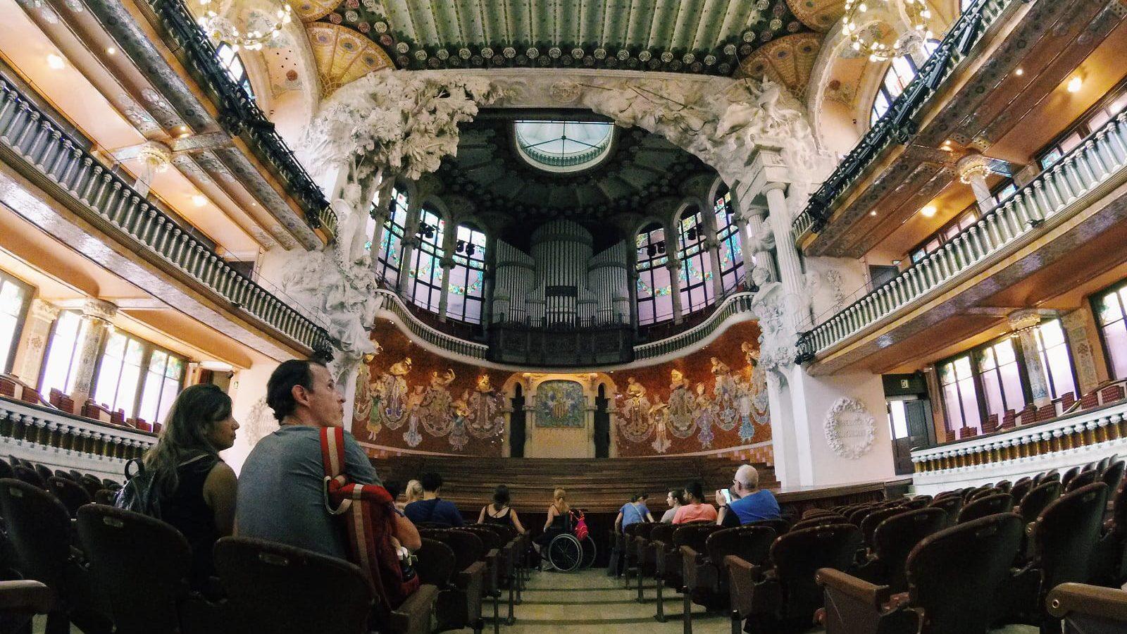 Palata muzike Barselona