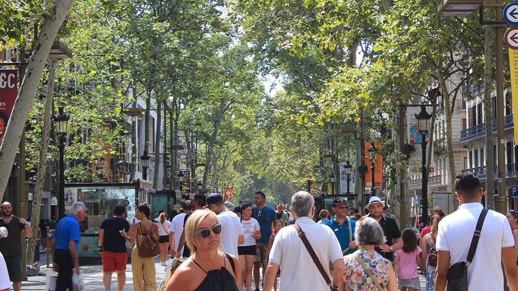 Ulica La Rambla