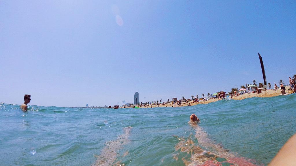 Beach Barselona