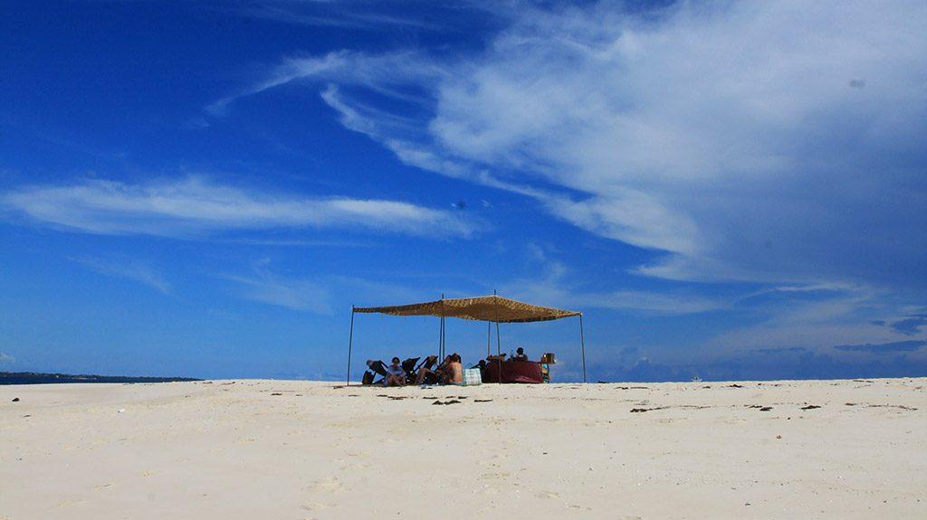 Ostrvo Nakupenda na Zanzibaru