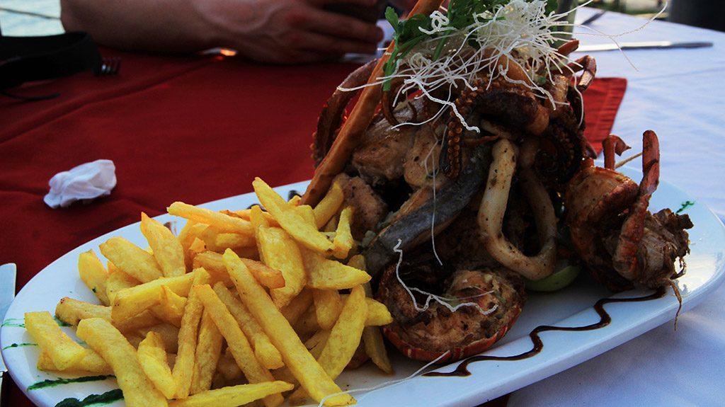 Hrana na Zanzibaru