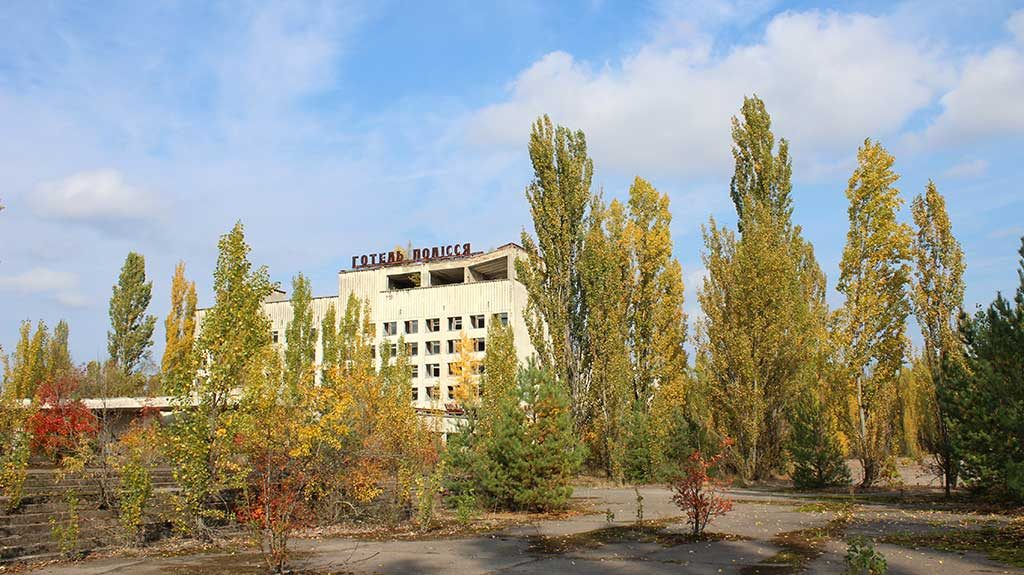 pripjat chernobyl